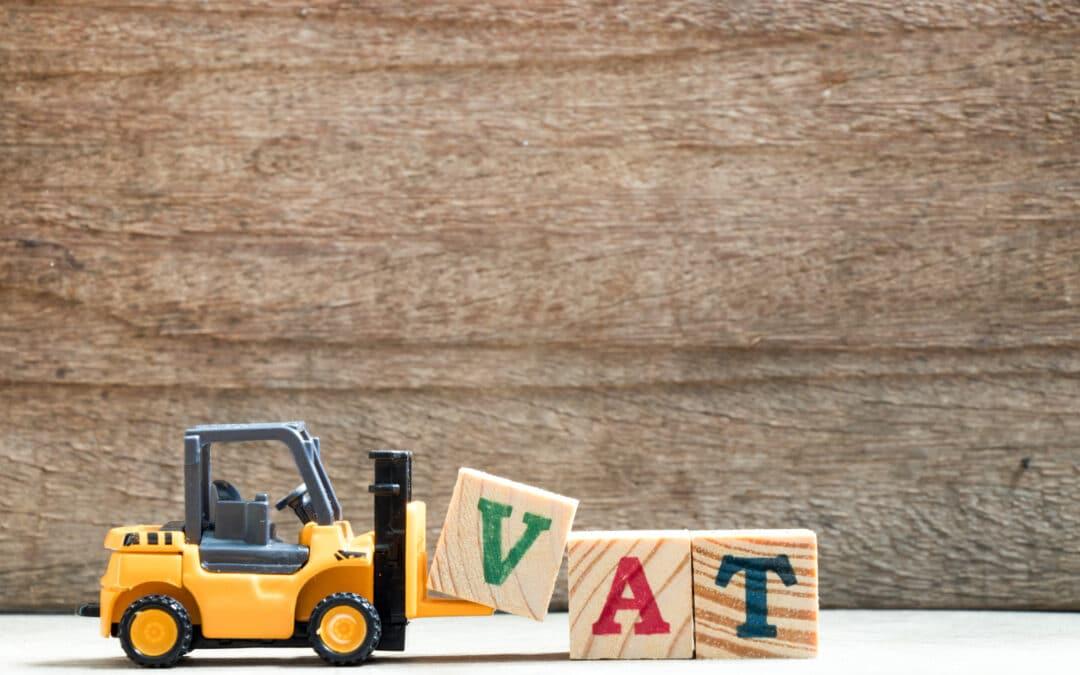 Reverse Charge VAT Legislation